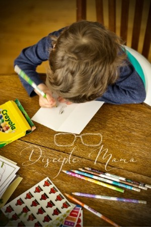 Writing a Teacher Appreciation Week Note | Disciple Mama